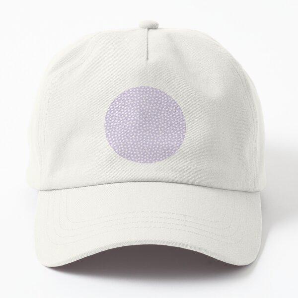 Full of Stars lavender Dad Hat