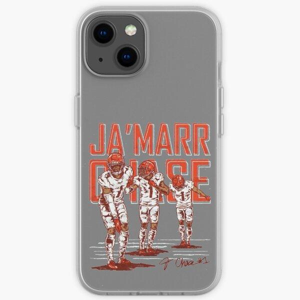 Ja'Marr Chase touchdown dance  iPhone Soft Case
