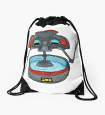 Gortys from Tales from the Borderlands Drawstring Bag