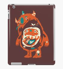 You Are Who You Eat! iPad Case/Skin