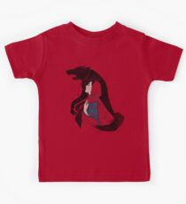 Taming of the wolf Kids Tee