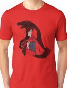 Taming of the wolf Unisex T-Shirt