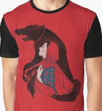 Taming of the wolf Graphic T-Shirt
