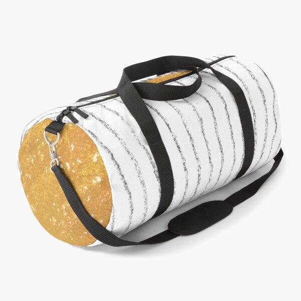 Abstract sun Duffle Bag