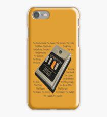 Remote Control iPhone Case/Skin