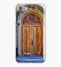 Facade 1 iPhone Case/Skin