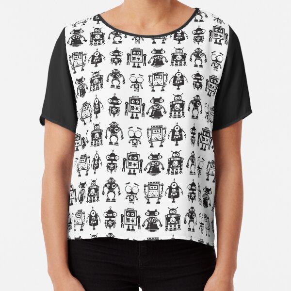 Robot Clan Blusa