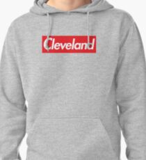 Cleveland Supreme Pullover Hoodie