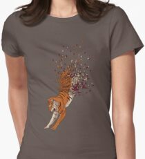 Gone with the wind Womens Fitted T-Shirt