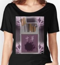 Pokemon Gastly Cigs Women's Relaxed Fit T-Shirt
