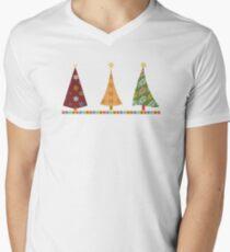 Merry Christmas! V-Neck T-Shirt