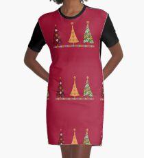 Merry Christmas! Graphic T-Shirt Dress
