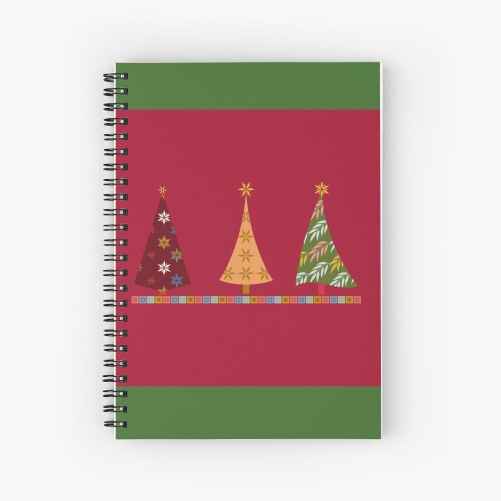 Merry Christmas! Spiral Notebook