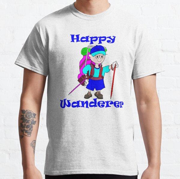 Happy Wanderer! (Toon Land) Classic T-Shirt