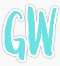 GW Sticker