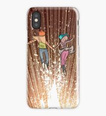 Ramona and Scott to the end iPhone Case/Skin