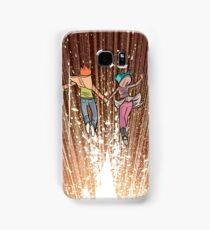 Ramona and Scott to the end Samsung Galaxy Case/Skin