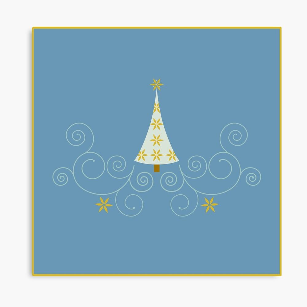 Holiday Greetings! Canvas Print