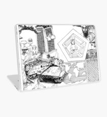 2002 Osama Bin Ladin and Controlled Demolitions on 9/11 Laptop Skin