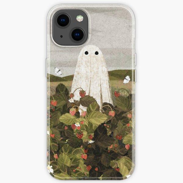 Strawberry Fields iPhone Soft Case