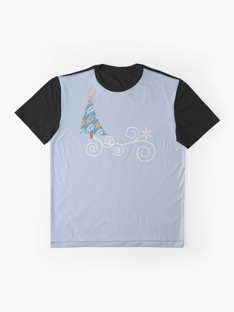 Alternate view of Happy Holidays! Graphic T-Shirt