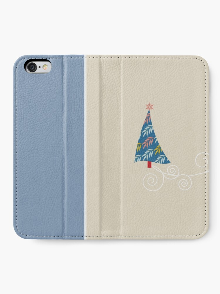 Alternate view of Happy Holidays! iPhone Wallet