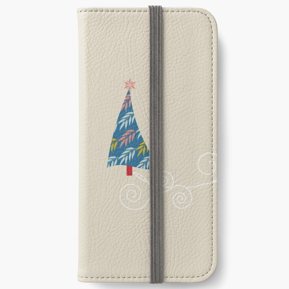 Happy Holidays! iPhone Wallet