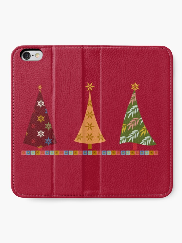 Alternate view of Merry Christmas! iPhone Wallet