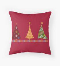 Merry Christmas! Throw Pillow