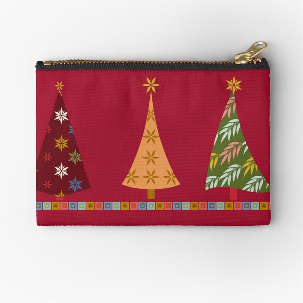Merry Christmas! Zipper Pouch
