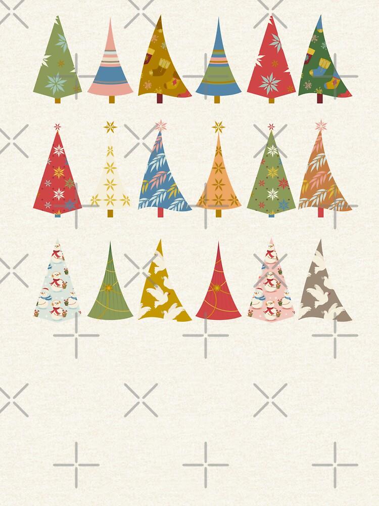 Christmas Trees by rusanovska