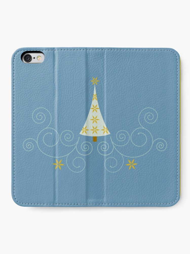 Alternate view of Holiday Greetings! iPhone Wallet