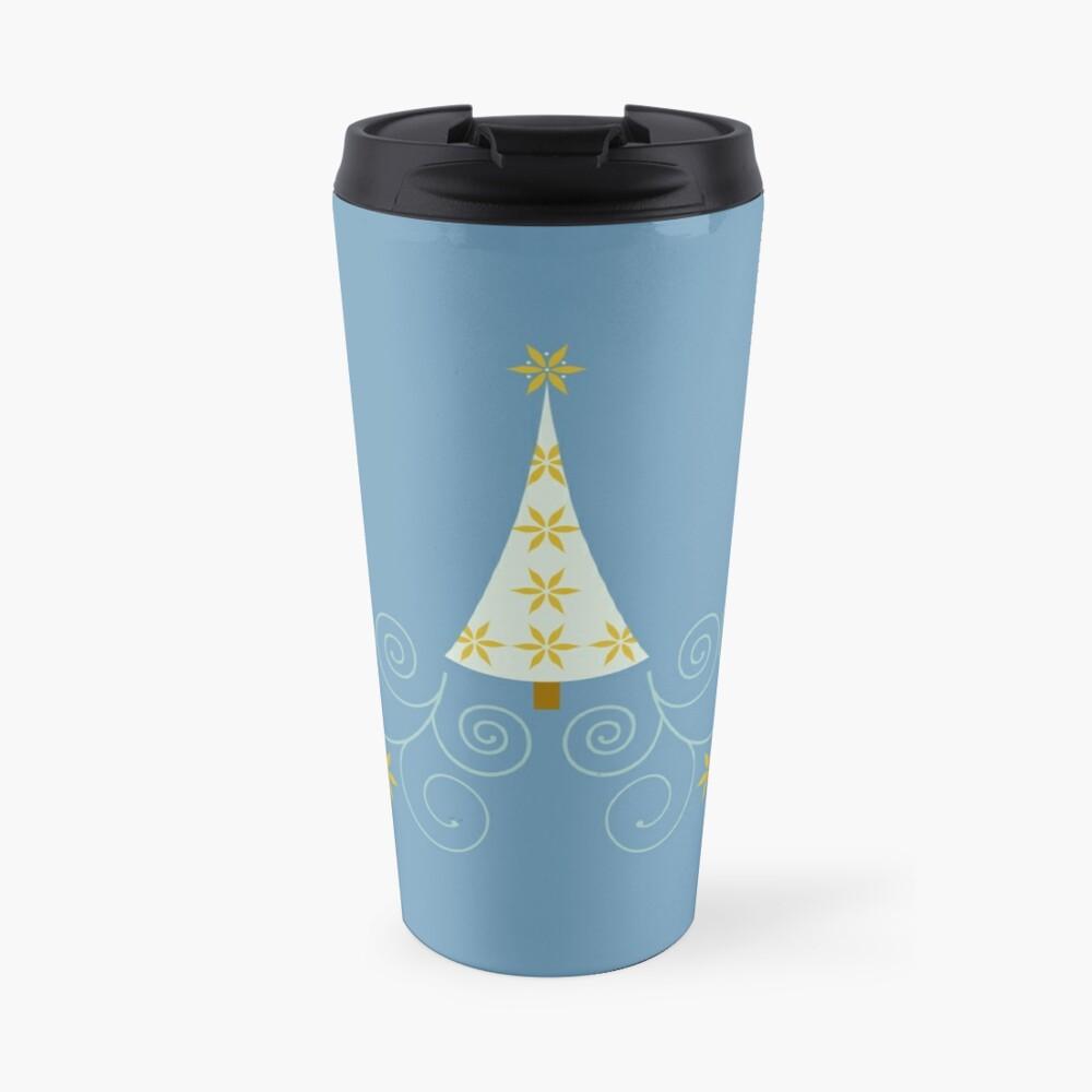 Holiday Greetings! Travel Mug