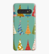 Christmas Trees Case/Skin for Samsung Galaxy