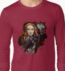 The Raven Witch Rayne Long Sleeve T-Shirt