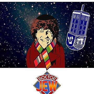 Doctor Jew - Tom Baker by danielhirsh