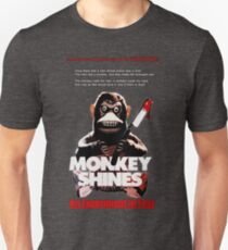 George Romero's MONKEY SHINES Unisex T-Shirt