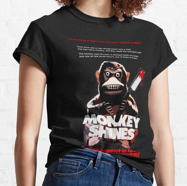 George Romero's MONKEY SHINES Classic T-Shirt