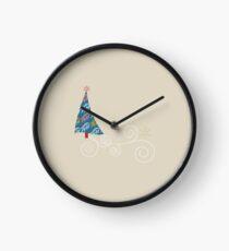 Happy Holidays! Clock