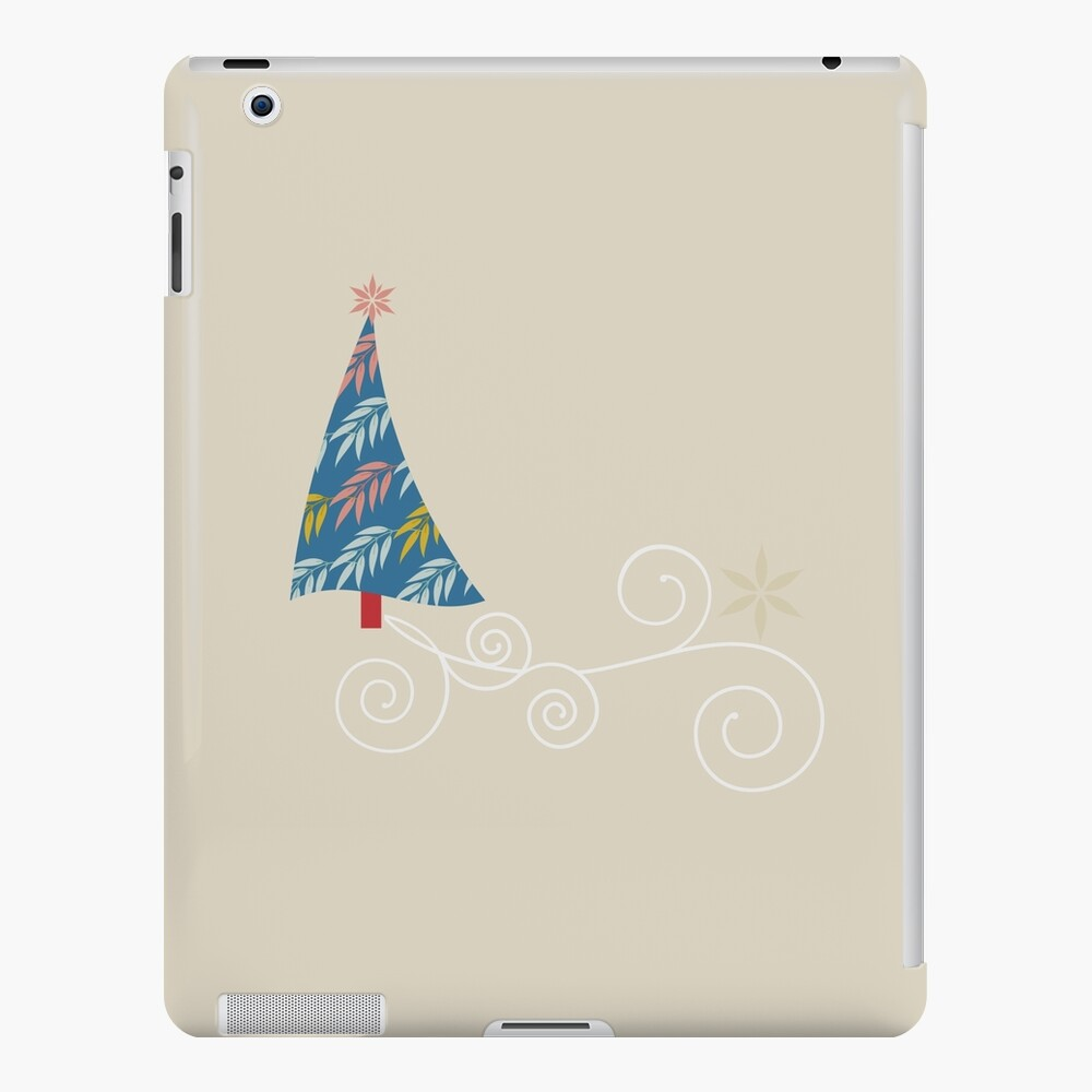 Happy Holidays! iPad Case & Skin