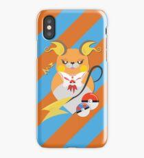 Cutie Pokemon – Raichu! iPhone Case/Skin