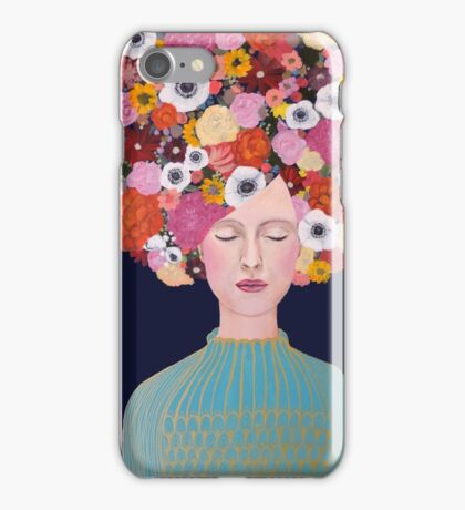 celeste iPhone Case/Skin
