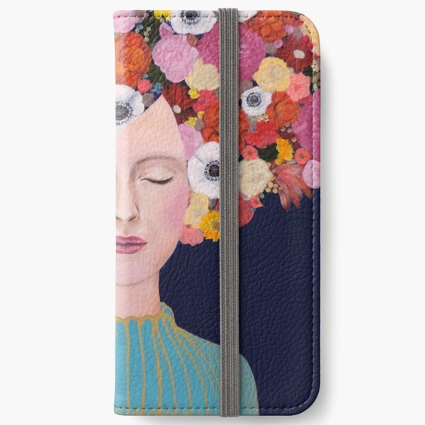 celeste iPhone Wallet