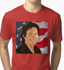 Vote For Neil Breen Tri-blend T-Shirt