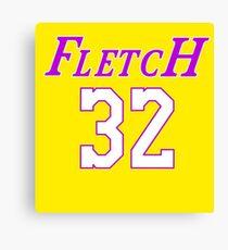 Fletch 32 Canvas Print