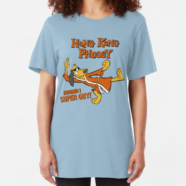 Hong Kong Phooey Slim Fit T-Shirt