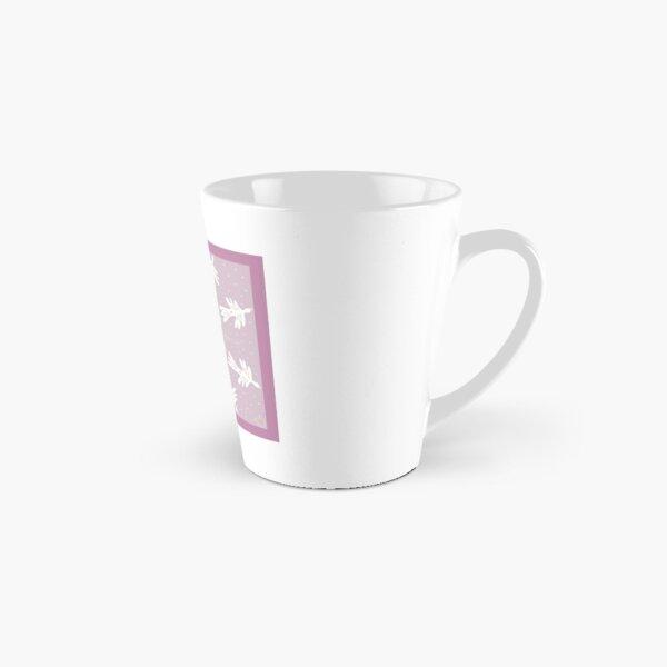 Célébration de l'envol rose Mug long