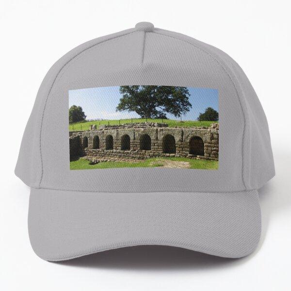 M.I. #113  ☼  The Changing Hall - Shot 2 (Hadrian's Wall) Baseball Cap