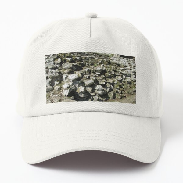M.I. #111 |☼| Rocks And Bricks - Shot 13 (Hadrian's Wall) Dad Hat
