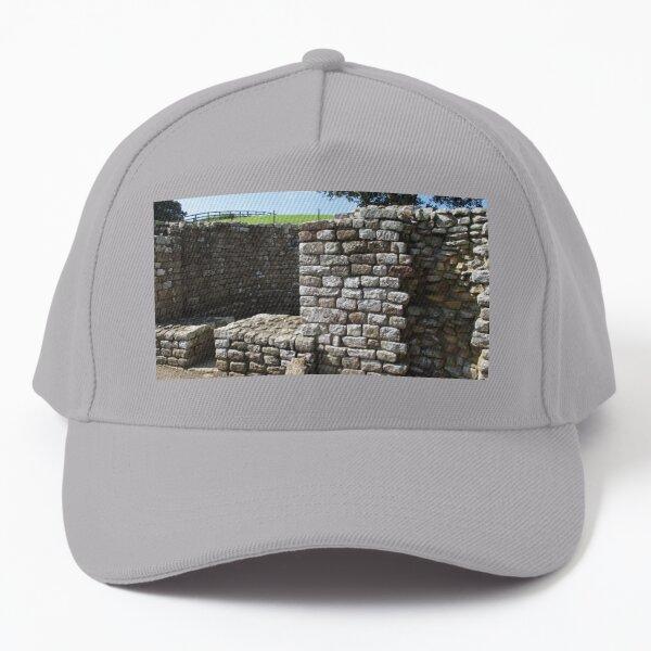 M.I. #106  ☼  Architecture Alcoves (Hadrian's Wall) Baseball Cap
